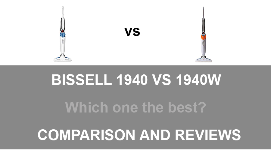 Bissell 1940 vs 1940W