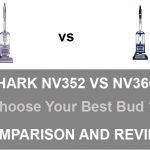 Shark NV352 vs nv360
