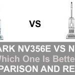 Shark NV356e vs NV370