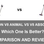 Dyson V8 Animal vs V8 Absolute