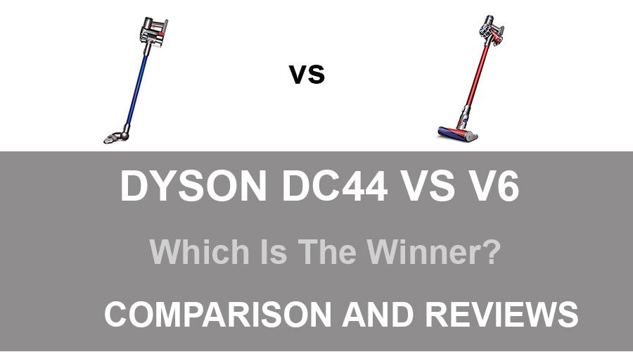 dyson dc44 vs v6