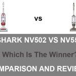 Shark NV502 VS NV552: Which Is The Winner?