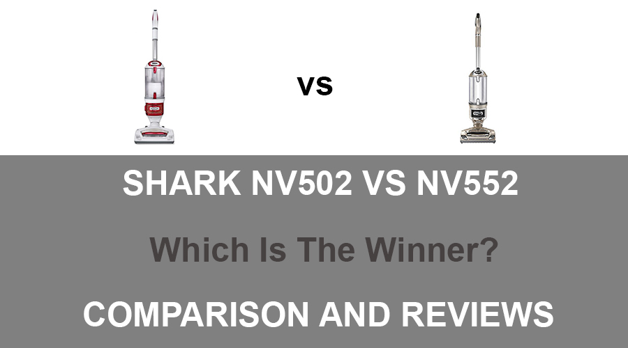shark nv502 vs nv552