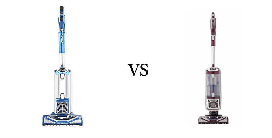 Shark NV682 vs NV752