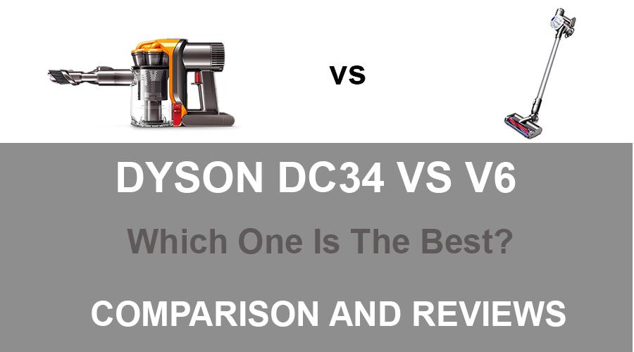 dyson dc34 vs v6