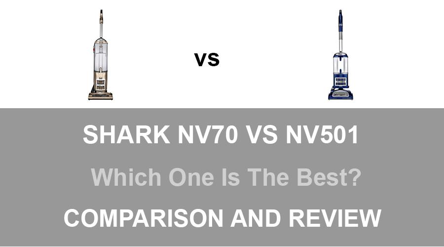 Shark NV70 vs NV360