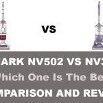 Shark NV502 vs NV352