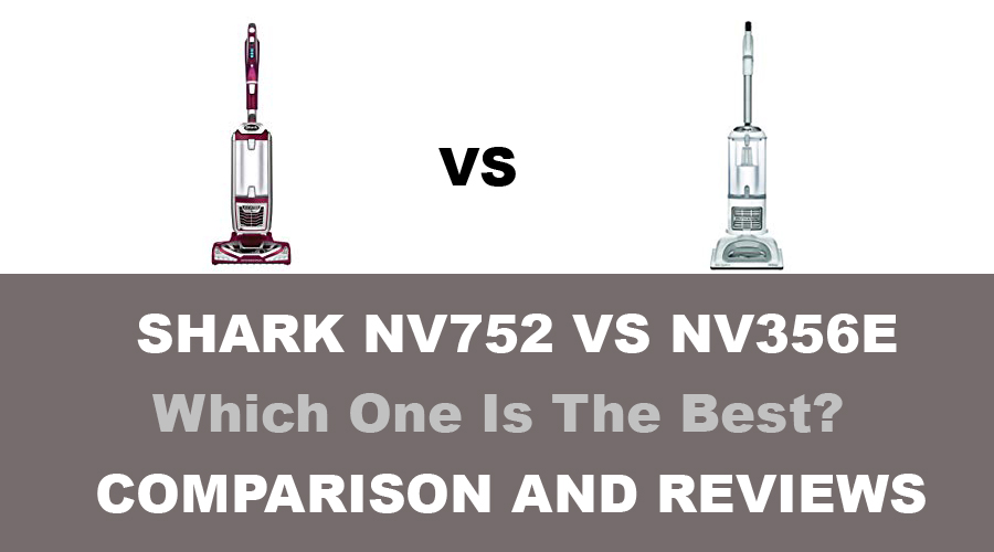 Shark NV752 VS NV356E