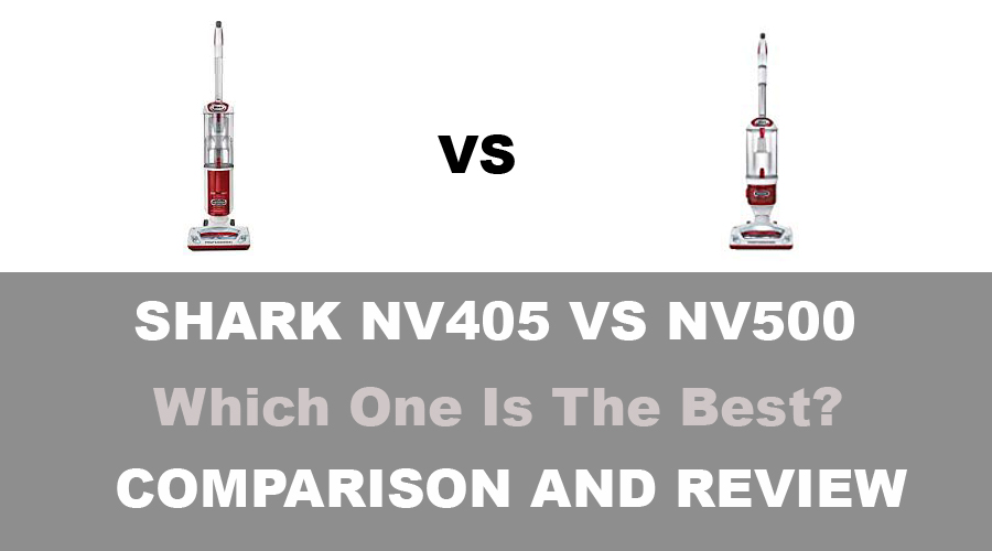 shark nv405 vs nv500