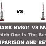 Shark NV801 vs NV803: What's the Difference?
