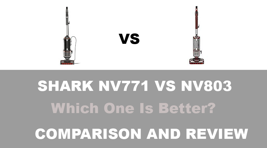 shark nv771 vs nv803