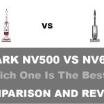 Shark NV500 vs NV650