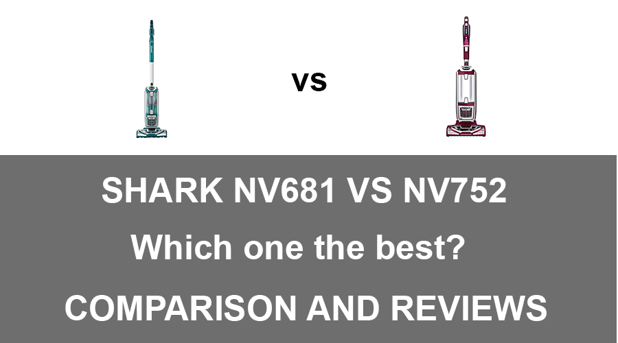 shark nv681 vs nv752