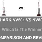 Shark NV501 vs NV803: What's the Difference?