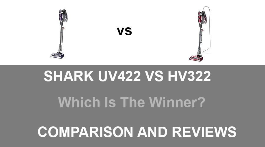 Shark UV422 VS HV322