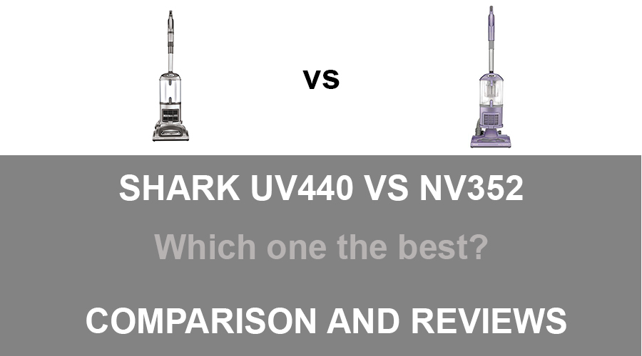 Shark UV440 vs NV352
