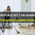 How To Replace Belt On Shark Vacuum