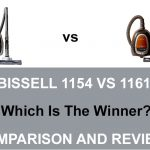 Bissell 1154 vs 1161: What is the Difference?