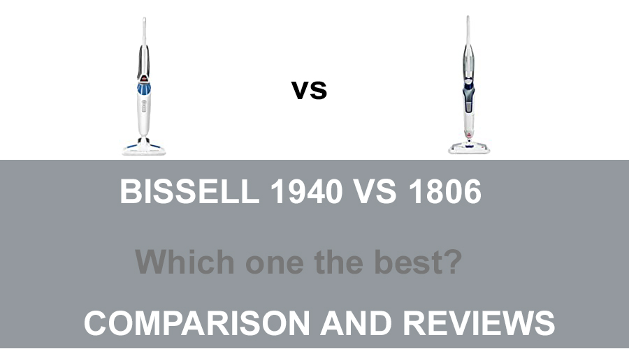 Bissell 1940 vs 1806