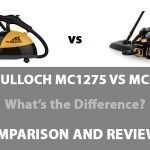 McCulloch MC1275 vs MC1375: What's the Difference?
