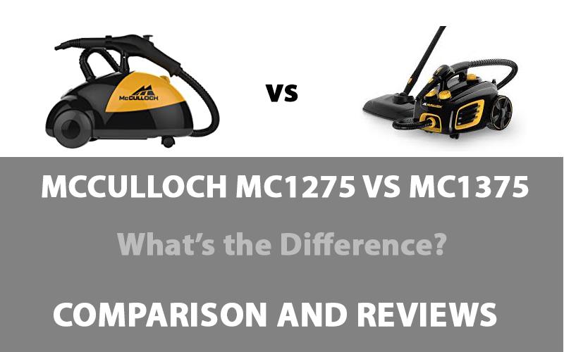 McCulloch MC1275 vs MC1375