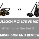 McCulloch MC1375 vs MC1385: Which one the best?